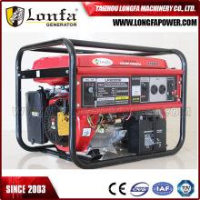 Generador casero del comienzo eléctrico de 50Hz 220V 7.2kVA con plazo de expedición corto