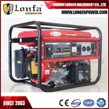 50Hz 220V 7.2kVA Electric Start Home Generator with Short Delivery Time