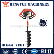 tools for earth digging manual hand auger hand post digger ground auger