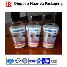 Huecograbado que imprime la etiqueta de la manga del encogimiento del PVC, etiquetas de la botella del abrigo del encogimiento