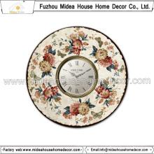 Retro Rose Wall Clocks Wholesale