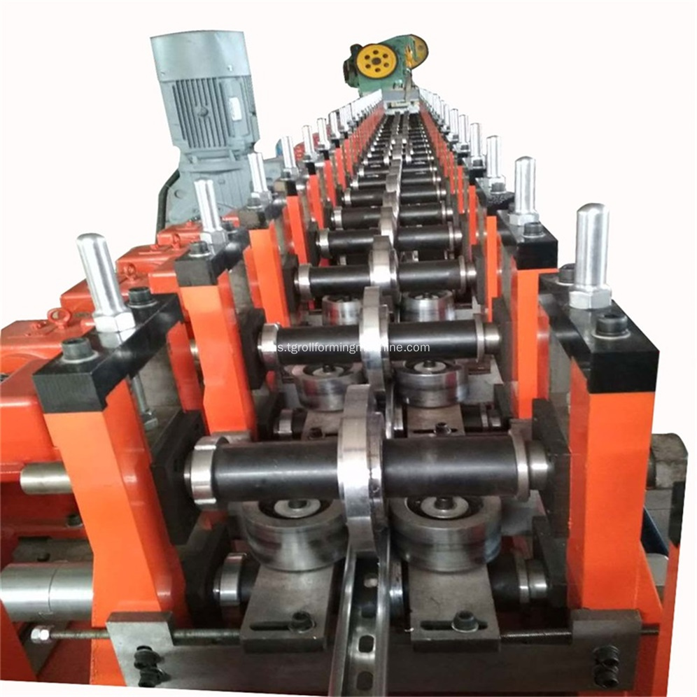 Solar PV Roll Forming Machine
