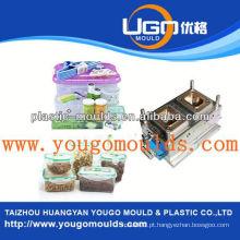 2013 Novo molde de recipiente de bateria de plástico doméstico e bom preço do molde de caixa de ferramentas de injeção