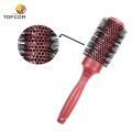 Расчески для укладки волос и керамическая круглая щетка для волос