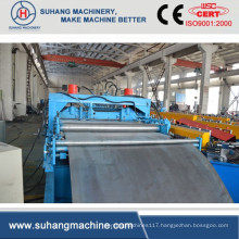 Hot Sale Electrical Cable Tray Roll Forming Machine with Hydraulic Cutting