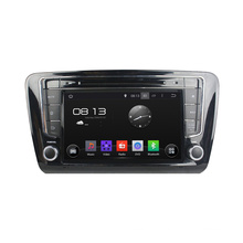 car radio system for Octavia 2016