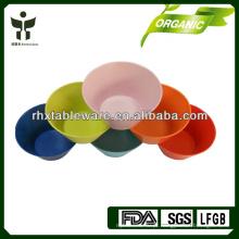 Utensílios biodegradáveis de fibra vegetal