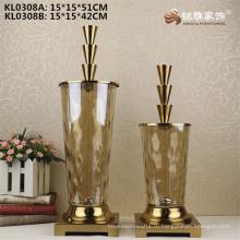 Свадебный сувенир отложить украшение стеклянная ваза цветок держатель