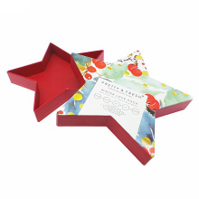 Fancy Birthday Star Shaped Gift Box