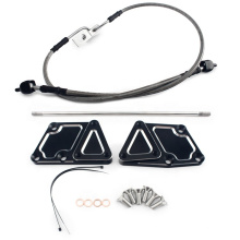 Forward Control Extension For Harley Softail