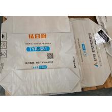 Schwefelrutil Titandioxid