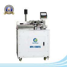 Máquina de solda automática do fio da alta precisão, máquina de fabricação do cabo