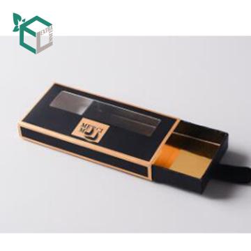 Magnetische Wimpern-Geschenkbox des kundenspezifischen unsichtbaren Stahls