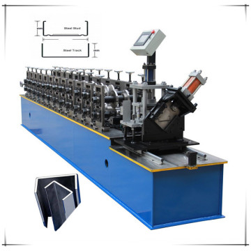 Box frame forming machine