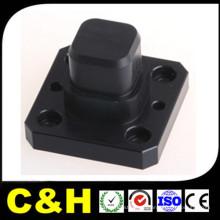 Custom ABS / POM / PP / PC / acrílico plástico CNC de mecanizado de torneado piezas de precisión de fresado