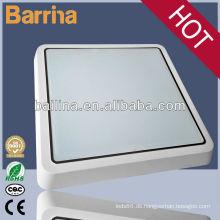 Hohen Wirkungsgrad 10W wasserdichte led Lampe Bad Decke