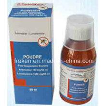 Высокое качество Lumefantrine порошок для пероральной суспензии