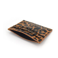 2020 Fashion Design Leopard Leather Credit Card Holder