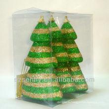 Прочный тонкий пенополистирол Рождество мяч орнамент