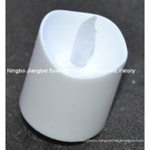 Battery-Powered Flickering Flameless LED Tea Light (ZT18005)