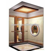 Duradero elevador de villa con máquina sin cuarto