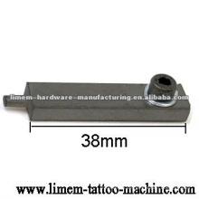 Tätowierungsmaschine amature Stange eingestellt