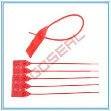 Equipaje de seguridad plástico PE sello GC-P006, 370mm