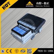 Komatsu pièces PC200-8 moniteur d'excavatrice 7835-31-1004