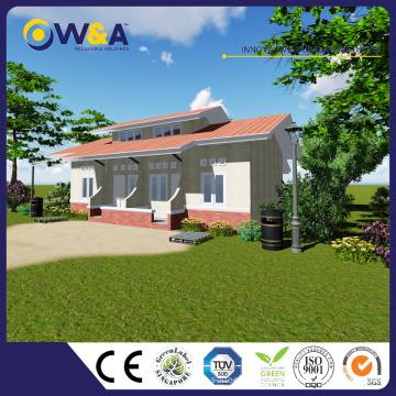 (WAS1008-46D)Cheap Prefabricated Ready Made Steel Buildings House for Sale
