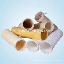 Housse de filtre à filtre en tissu