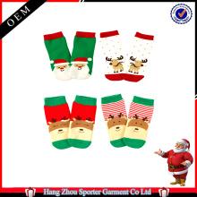 16FZCSS4 haute qualité chaussettes de noël décoration