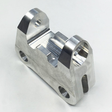 Prototipo de usinagem CNC de alumínio de precisão