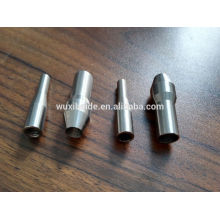 titanium /aluminum / steel textile machinery parts cnc machining /milling /lathe textile machinery parts