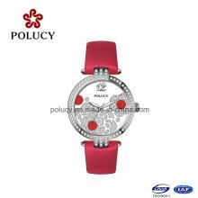 Fashionable Jewellery Watch for Ladies Setting Stones/Diamonds