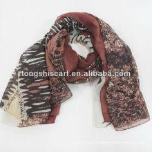 Новая мода зима шарф 2013