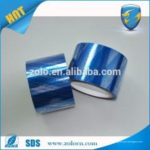 Venta al por mayor de buena calidad de seguridad de la cinta de empaquetado abierta dejar letras