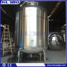 KUNBO Stainless Steel Customized Beverage Alcohol Storage Tank