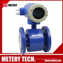 Dados eletromagnéticos industrial medidor de vazão MT100E série