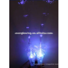 2016 hot sell Led Flashing Stick Plastic Stick,Glowing Stick for concert