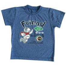 La camiseta del hombre del muchacho de la moda en niños lleva Sgt-617