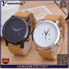 Yxl-931 Marca Men's Watch Quartz Relógios Homens Relógios Crystal Top Marca Luxo Design Vintage Relogio Masculino