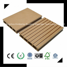 145*25 Made in China Cheap Outdoor Wood Plastic Composite Decking Direct Supplier