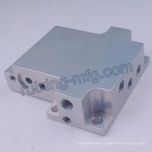 High Demand CNC Milling Machining Aluminum Block for Instruments Accessory