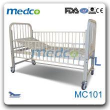 MC101 One crank manual hospital functional children bed