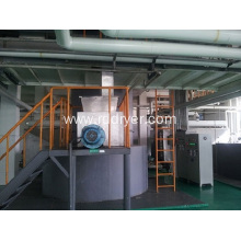 Copper Sulfate Oxide Rotating Flash Dryer