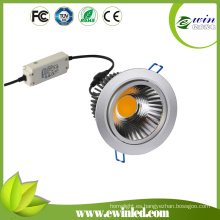 2700k-3500k Recorte de 90 mm de luz hacia abajo con 3 años de garantía