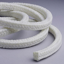 Упаковка из синтетического волокнистого плетения