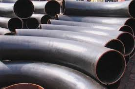 pipe fittings pipe bend carbon steel