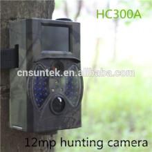 HEISSE VERKAUF 12MP Outdoor Motion Game Trail Kameras mit Schwarzem Blitz HC300A