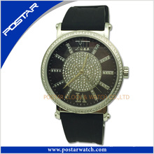 Hight Quality Diamante Watch Reloj de cuarzo unisex